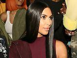 """""""Du könntest verbluten"""": Kim Kardashian will mehr Nachwuchs"""