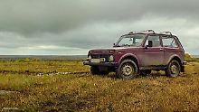 Erfinder des Lada Niva: Offroad-Legende Pjotr Prussow ist tot