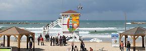 Mehr Meerblick geht nicht: Rettungsschwimmerturm wird zum schicken Mini-Hotel