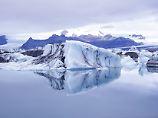 Temperatur fast am Schmelzpunkt: Arktis-Jahr startet mit Hitzewellen