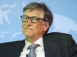 """""""Forbes""""-Liste der Milliardäre: Bill Gates schlägt alle um Längen"""