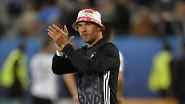 """Lukas Podolski tritt ab: """"Rein das Ding und ab nach Hause!"""""""