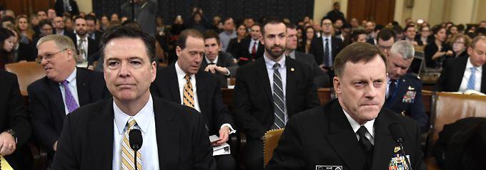Kein Beleg für Abhör-Vorwurf: Ein peinlicher Tag für Trump