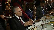 Gammelfleisch aus Brasilien: Erste Länder stoppen Fleischimporte