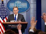 Trotz Aussage des FBI-Chefs: Trump bleibt bei Abhörvorwürfen