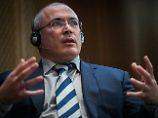 Putin und der Wandel: Chodorkowski hofft und hofft