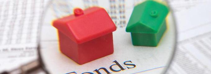 Immobilienfonds-Anteile können börsentäglich gekauft und zurückgegeben werden.