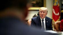 """Experte über Trumps Pläne: """"Die Obamacare-Reform ist eine Katastrophe"""""""