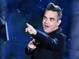 Der Tag: Robbie Williams als ESC-Kandidat für Russland?