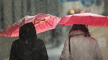 Frage & Antwort, Nr. 485: Ist am Wochenende öfter schlechtes Wetter?