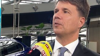"""BMW-Chef Krüger zum USA-Besuch: """"Flexibilität ist die Antwort der Stunde"""""""