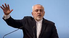 Der Tag: Iran: Zukunft von Atomabkommen noch offen