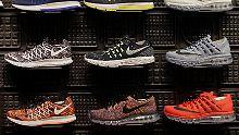 Aktie sackt nachbörslich ab: Adidas und Under Armour setzen Nike zu