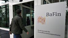 Der Börsen-Tag: Drohende Pleite: Bafin lässt Bank schließen