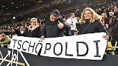 "Die perfekte Podolski-Party: ""Danke Dortmund, danke Köln, danke Deutschland!"""