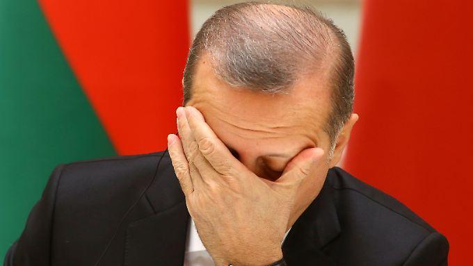 Es wird ihm vermutlich mal wieder nicht gefallen: Recep Tayyip Erdogan.