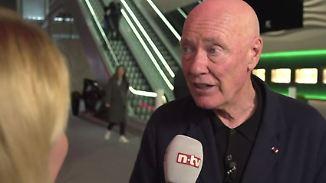"""Jean-Claude Biver im n-tv Interview: """"Wir haben ein neues Gold erfunden"""""""