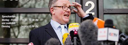 Germanwings-Absturz: Staatsanwalt weist Lubitz' Vorwürfe zurück