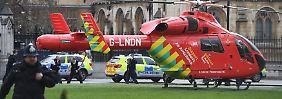 Attentat von London: Islamischer Staat reklamiert Anschlag für sich
