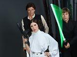 """Fishers Tod wirkt sich nicht aus: Disney-Chef plaudert über neuen """"Star Wars"""""""