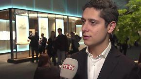 """Chronext-Gründer im n-tv Interview: """"Wir wachsen jährlich zwischen 300 und 400 Prozent"""""""
