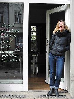 Alexine Good lebt seit 21 Jahren in Berlin.