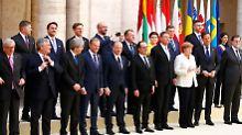 Große 60-Jahres-Feier in Rom: EU-Staaten bekennen sich zur Einheit