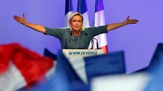Wahl in Frankreich: Kann Le Pen siegen? Nein? Doch!