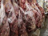 EU verhängt Importverbot: Gammelfleischskandal erschüttert Brasilien