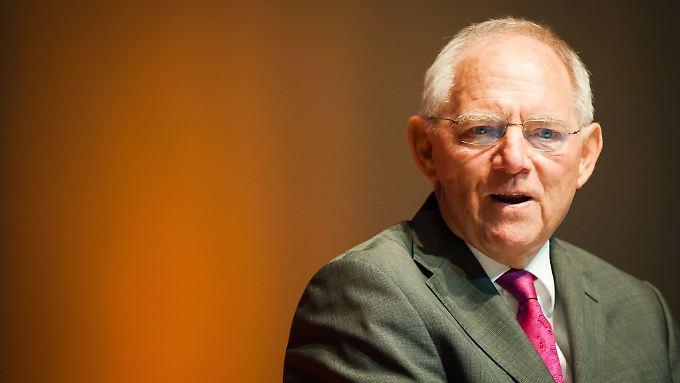 Richtet deutliche Worte an den türkischen Präsidenten: Wolfgang Schäuble
