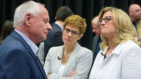 Poker um die SPD: Kommt der Machtwechsel im Saarland?