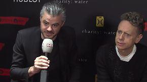 """Depeche Mode im Exklusiv-Interview: """"Wir sind nicht mehr jung"""""""