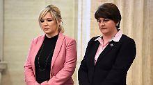 Koalitionsgespräche gescheitert: In Nordirland drohen Neuwahlen
