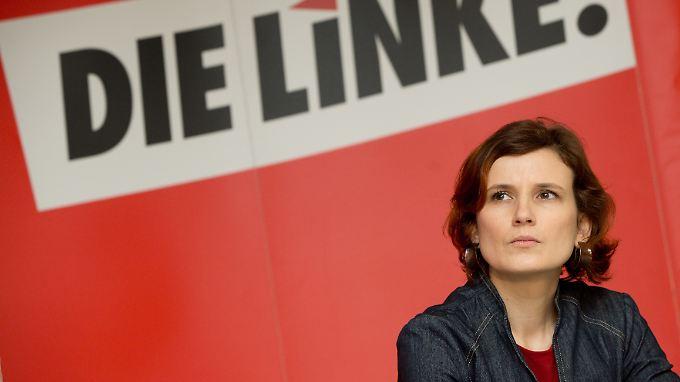 """Wenn im Bund ein Mitte-Links-Bündnis gelingen solle, dann brauche es """"klare Ansagen von allen Beteiligten"""", fordert Kipping."""