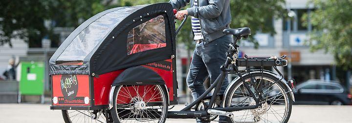 Start in die Fahrrad-Saison: Das sind die neuen Zweirad-Trends
