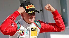 """Mick Schumacher im n-tv Interview: """"Ich will Formel-1-Weltmeister werden"""""""