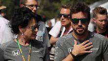 """""""Selten so unterlegenes Auto"""": Frustrierter Alonso gewinnt nur noch Mitleid"""