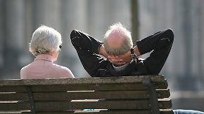 Doch ohne Geld geht es nicht: Deutsche hoffen auf Gesundheit im Rentenalter
