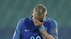 WM-Qualifikation in Gefahr: Oranje sucht einen Retter