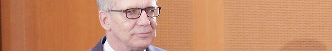 Der Tag: 15:51 De Maizière verurteilt türkische Spionage