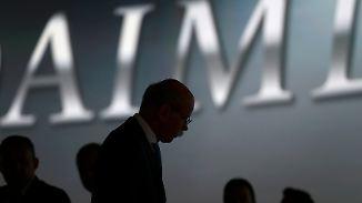 Unruhe bei Daimler: Nicht alle Anteilseigner wollen Vorstand entlasten