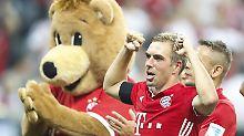 Ende der Ära Philipp Lahm: Der Weltstar, der für Bielefeld zu schlecht war