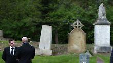 Angehörige danken Fans: George Michael in aller Stille beigesetzt