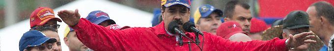 Der Tag: 14:53 Venezuelas Gerichtshof entzieht Parlament die Macht
