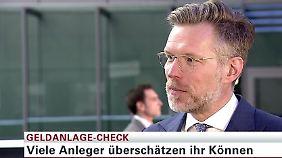 Geldanlage-Check: Andreas Hackethal, Finanzprofessor Uni Frankfurt