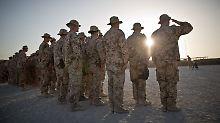 Mehr Soldaten, andere Aufgaben: Kabinett verlängert sechs Auslandseinsätze