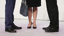 Studie über Vorstände: Männer dominieren börsennotierte Firmen
