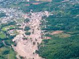 Katastrophe in Kolumbien: Fluten töten über 200 Menschen