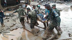 Mehr als 250 Tote nach Unwetter: Schlammlawinen überrollen kolumbianische Stadt