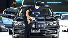 Studie zu Autokonzernen: BMW und Daimler bauen am profitabelsten